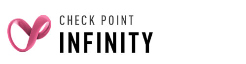 Logo for Check Point Infinity