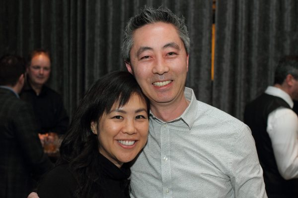 thomas and angie whang - impelix sd-wan event with velocloud - april 2018 chicago